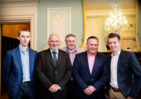 2015 Punchestown Festival Launch at Killashee House Hotel