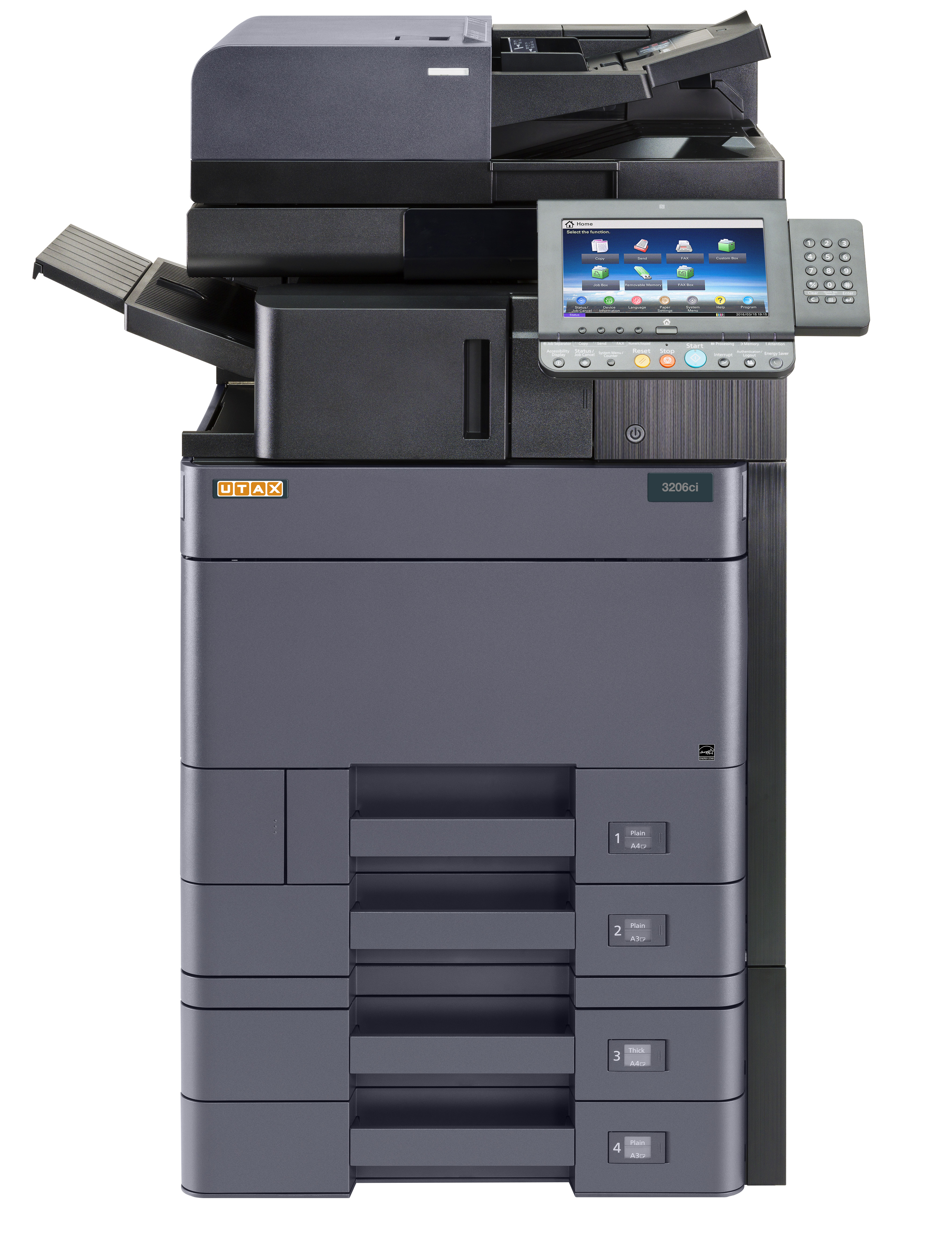 EMS February Machine of the Month! Colour - Print - Copy - Scan