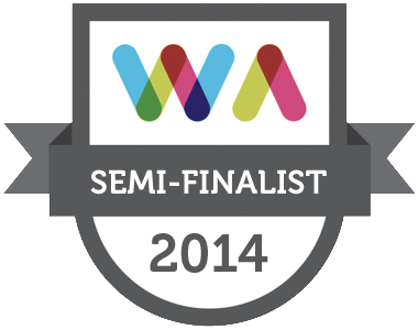 Web Awards 2014 Semi-Finalist - Best SME Website