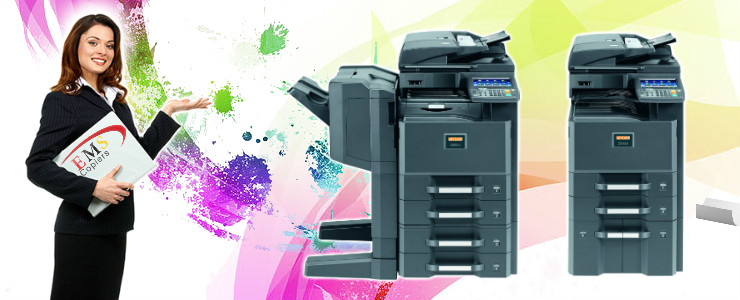 Your A3 Colour Multi-Function Office Printer + Ink from €3.50 + VAT per day